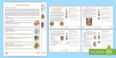 * NEW * UKS2 60-Second Reads: Maya Civilisation Activity Pack