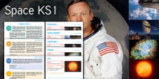 Imagine Space KS1 Resource Pack