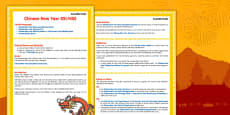 Chinese New Year Assembly Script