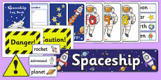 Spaceship Role-Play Pack