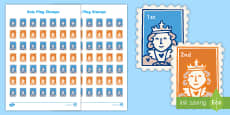 Role Play Stamps