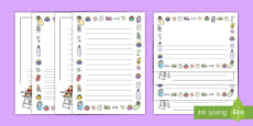 Babies Page Borders