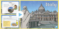Italy Information PowerPoint