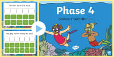 Phase 4 Worksheets Primary Resources Phase One Page 1