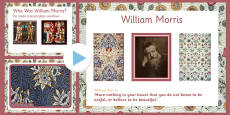 William Morris PowerPoint