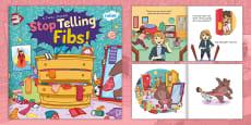 * NEW * Stop Telling Fibs! eBook