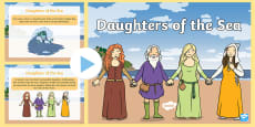 Daughters of The Sea PowerPoint