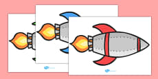 Editable Display Rockets