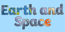 earth and space describe the sun earth and moon as