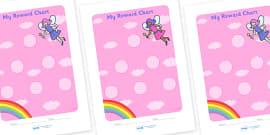 Fairy Sticker Reward Chart (30mm)
