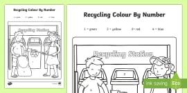 Recycling Sorting Worksheet Enviroweek Teacher Made - 36+ Recycling Sorting Worksheets For Kindergarten Background