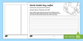 World Health Day PowerPoint - CfE World Health Day April 7th ...