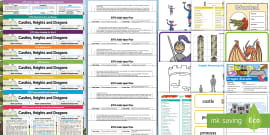Eyfs Castles Knights And Dragons Lesson Plan And