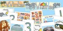 Australia - Winter Display Pack