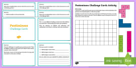 photo about Pentominoes Printable identified as Pentominoes Differentiated Worksheet / Worksheets - condition