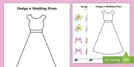 Design a Wedding Dress