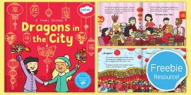 Dragons in the City eBook