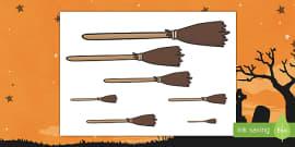 Measuring Broomsticks Activity