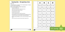 making change 1p 2p and 5p worksheet activity sheet ni ks1. Black Bedroom Furniture Sets. Home Design Ideas