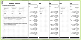 tp2-m-304-short-division-activity-sheets_ver_1 One Digit Division Worksheets With Remainders on single digit long, hundred thousand, 4th grade math, 5th grade math, word problems, 3rd grade simple, demonstrating visual,