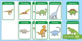 free alphabet strips dinosaurs alphabet learning letters rh twinkl co uk