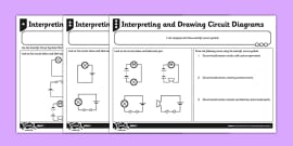 Year 4 Electricity Making Circuits Teaching PowerPoint (PPT ... Ac Wiring Symbols on