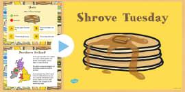 Shrove Tuesday PowerPoint