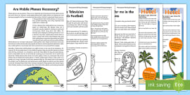 Persuasive Writing in Adverts PowerPoint - KS2 Resource
