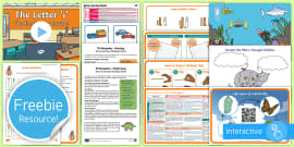 Free England EYFS Taster Resource Pack