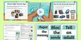Staying Safe Online Worksheet Worksheet Teacher Made