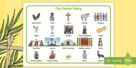 Easter Acrostic Poem - easter, poem, poetry, religion, RE ...