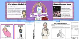 Queen Elizabeth II Resource Pack