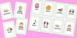 Initial Sounds S X furthermore What Is Person Writing Pdf additionally T S Two Syllable Qu Playing Cards additionally C B Ef Abd B A B E B Cut And Paste Letters in addition Times Tables Bingo X X Pdf. on initial sounds q qu