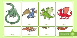 Dragons Display Posters