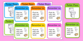When to Wash Your Hands Display Sign - PDF Download - Twinkl