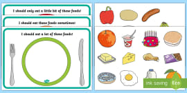 Healthy Eating Food Bingo Bingo Game Activity Eating Healthy