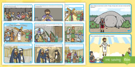 Easter Symbols and Their Meanings PowerPoint for Children