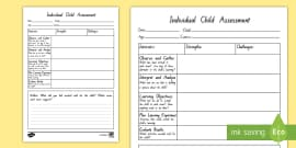 Ece daily anecdotal record report new zealand back to school for Anecdotal assessment template