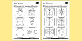 ks2 easter egg symmetry worksheets. Black Bedroom Furniture Sets. Home Design Ideas