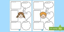 Bullying Activity Sheets