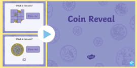 Coin Reveal PowerPoint