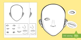 Blank Face Clipart - Face - Png Download (#453078) - PinClipart