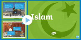 Inter Faith Week: Islam PowerPoint