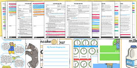 EYFS Adult Input Planning and Resource Pack to Support Teaching on Mr Wolf's Pancakes