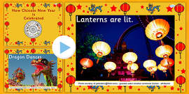 How Chinese New Year Is Celebrated Photo PowerPoint