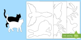 Shadow Puppet Templates