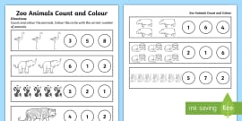 t-t-29138-zoo-animals-counting-activity-sheet_ver_1 O Clock Worksheet Eyfs on filling minutes, office hours time, blank face template, telling time, reading digital, learning time, for class 2, first grade,