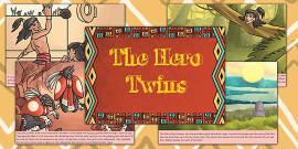 The Hero Twins Mayan Civilization Story