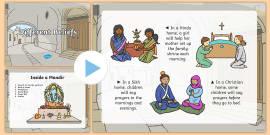 Different Beliefs PowerPoint