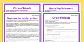 Circle of Friends Pack